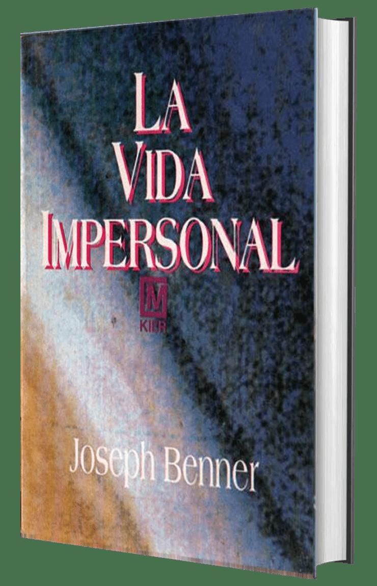 libro la vida impersonal